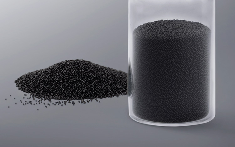 KUREHA Bead-Shaped Activated Carbon BAC