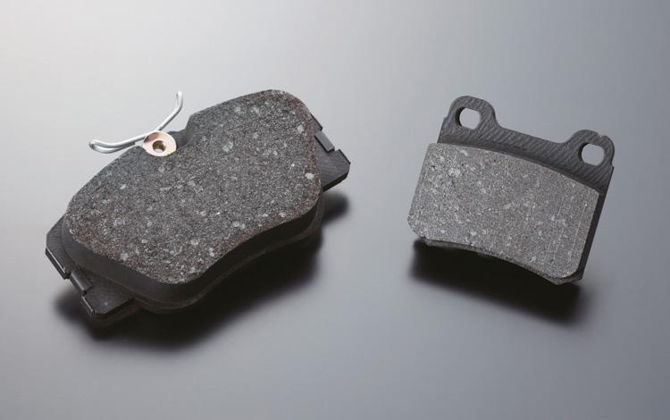 KUREHA Carbon Fiber KRECA Chop Brake Pad
