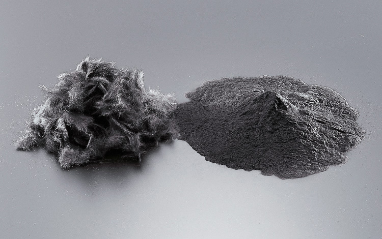 KUREHA Carbon Fiber KRECA Chop Cut Milled